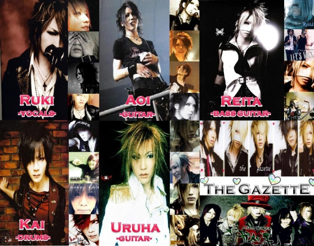 the gazette wallpaper. this is what the background