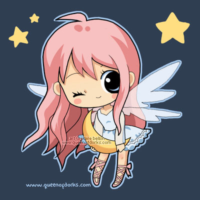 Ballerina Chibi. cute. Life: 07/03/09 | Posted By: Caramell Cutie | 0