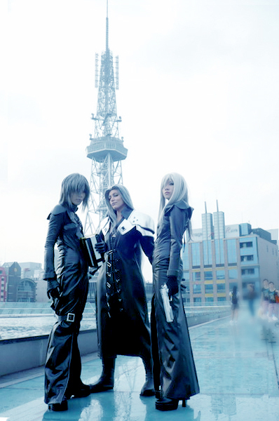 Final Fantasy VII cosplay - Cosplay - 190.5KB
