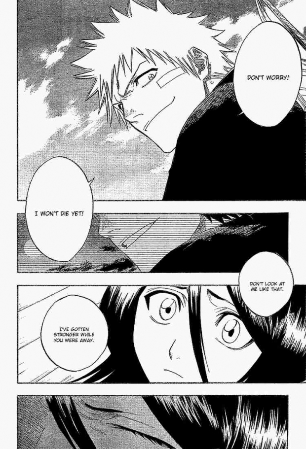 ichiruki essays and bleach