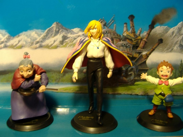 Howl S Moving Castle Toys 93