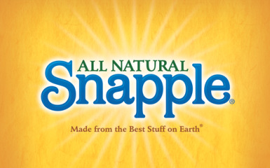 snapple case solution